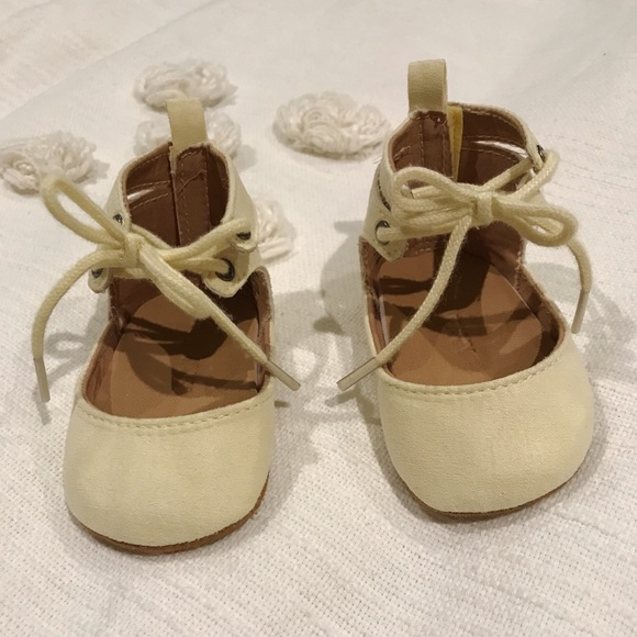 Old Navy Shoes | Baby Girl Ballet Flats